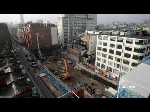 Phase 5 building progress timelapse - April 2017