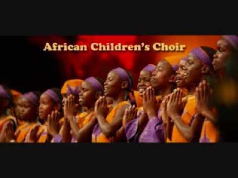 As the Deer Pants-African Children's Choir