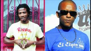 Gyptian & Supa Hype - Da Body Deh - HillTop Rec (March 2012)