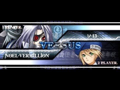 CPU 2018 Top 8 ★ BlazBlue: Calamity Trigger ★ Winner's Final ★ Nu-13 (V -13-) vs Noel Vermillion |