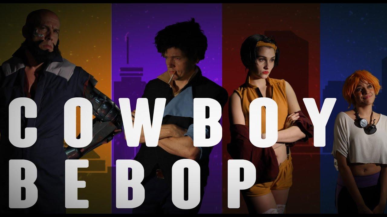 cowboy bebop live action film trailer youtube