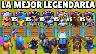 WHAT IS THE BEST LEGENDARY CARD? | LEGENDARY OLYMPICS | NEW LEGENDARY | CLASH ROYALE