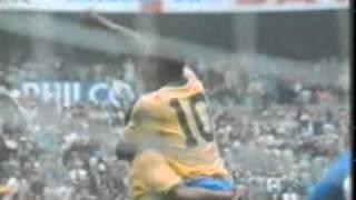 soccer fifa best goals pele maradona ronaldo zidane