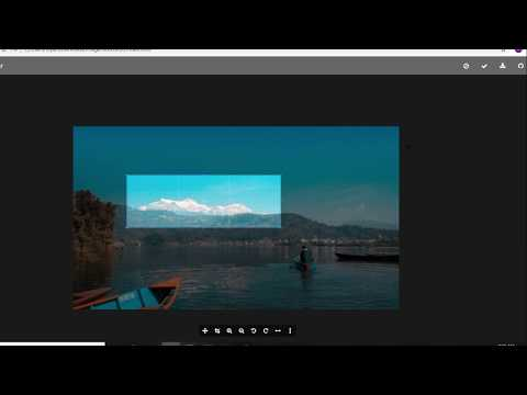 Image Editor In JavaScript With Source Code | Source Code & Projects