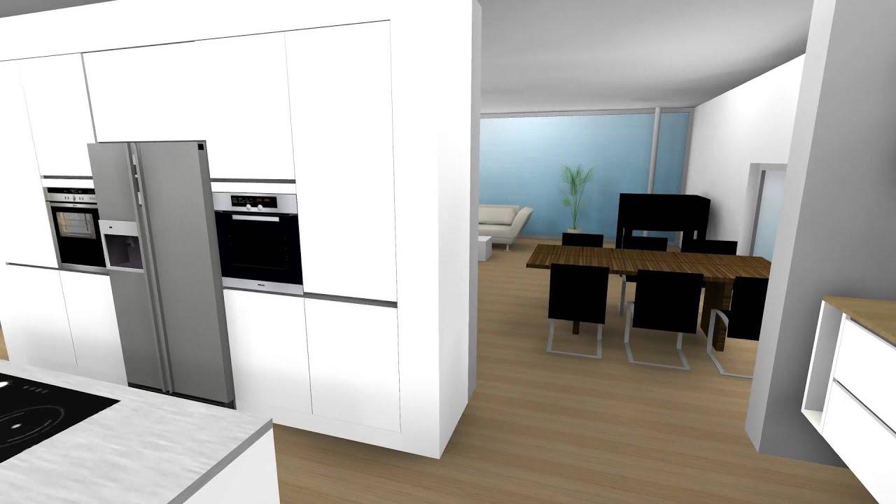 Corpus Küchen Design Lindau 1 - YouTube
