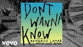 Maroon 5 -  Don't Wanna Know (Anton Guss Moombahton Remix)