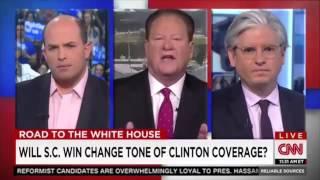 WATCH Ed Schultz crushes longtime Clinton crusader David Brock