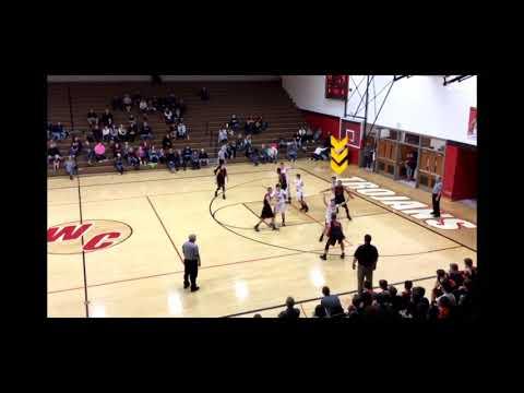 17-18 Basketball Highlights Kia Riale  Culver Community High School