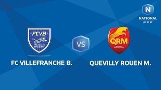 J11 : FCVB - QRM I National FFF 2018-2019