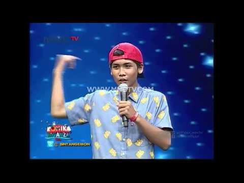 """Bintang Emon """"Supir Angkot Yang Banyak Tanya"""" - Komika Vaganza (8/12)"""