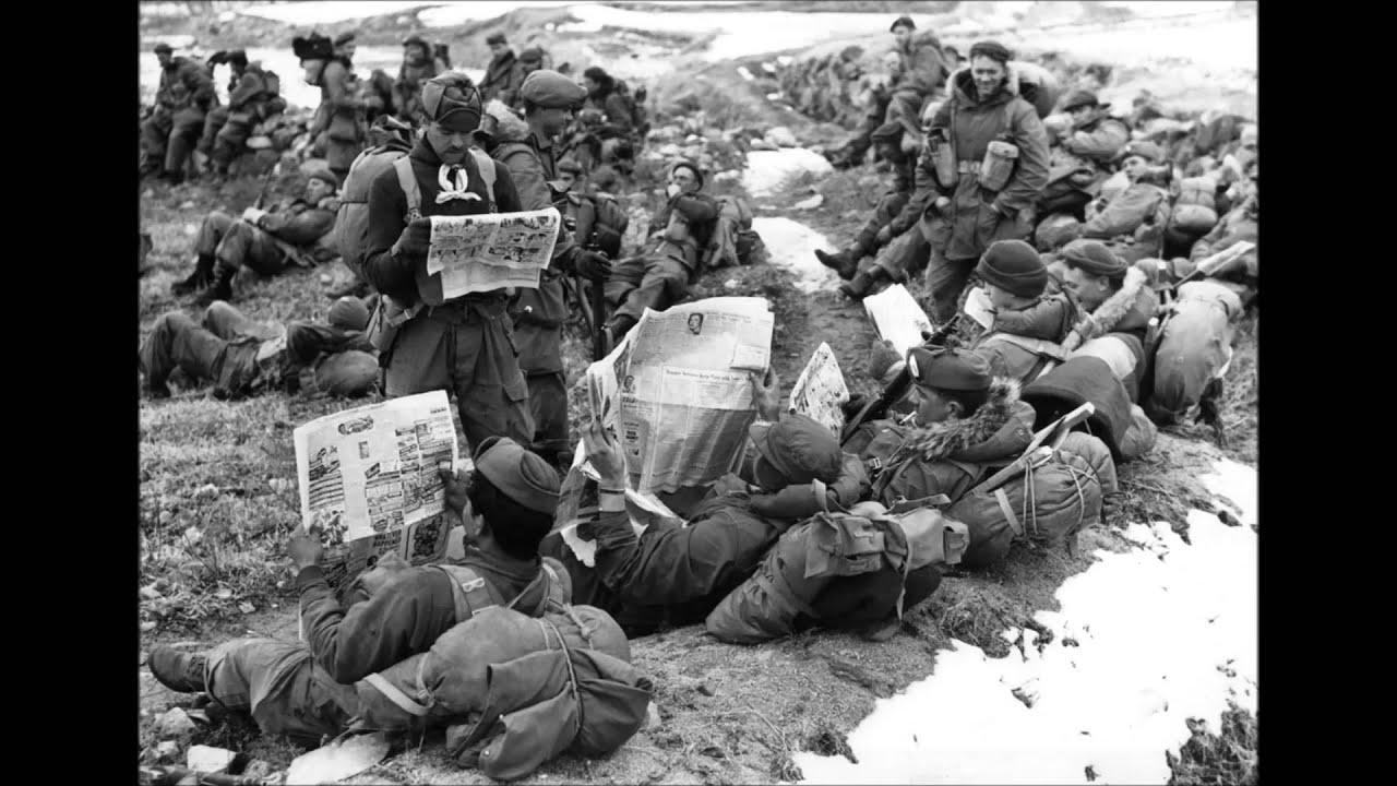 Research project korean war