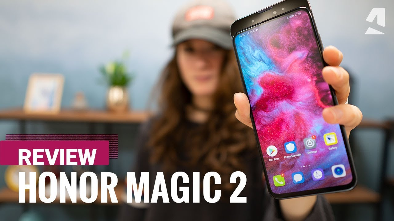 Honor Magic 2 - Full phone specifications