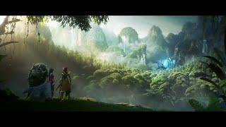 Видео обзор игры League of Legends
