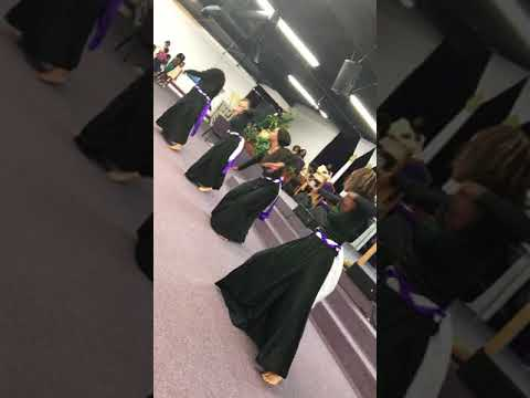 """Greater Christ Temple Praise Dance """"Glory To The Lamb"""" Darrel Walls"""