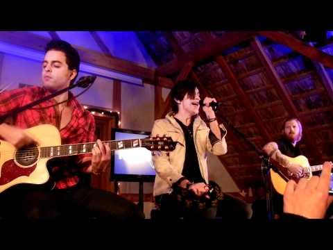 Alex Max Band - Without You - Radio 7 Konzert, 13.12.10, Finningen