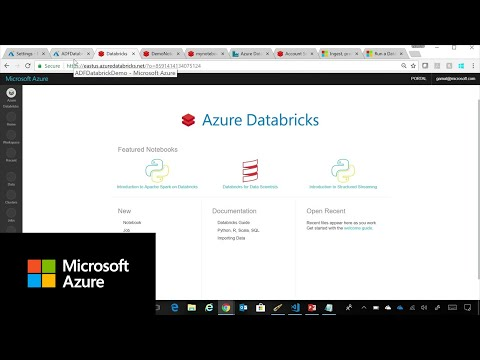 Ingest, prepare & transform using Azure Databricks & Data Factory