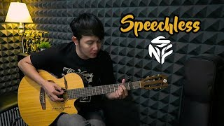 Download lagu Speechless Nathan Fingerstyle Guitar Cover NFS MP3