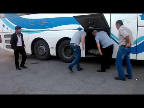 ПЕРЕВОЗКА ПАССАЖИРОВ В БАГАЖНОМ ОТДЕЛЕНИИ рейсового автобуса Краснодар - Астрахань!!!