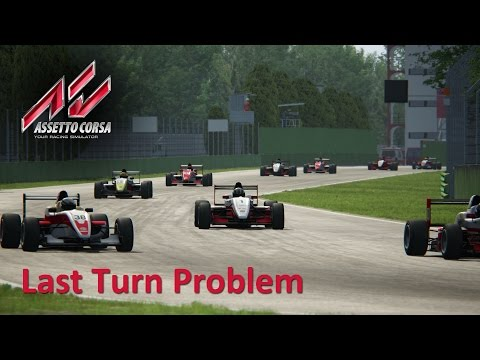Assetto Corsa Career - #16 - Last Turn Problem