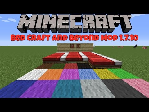 Bed Craft And Beyond Mod    Download