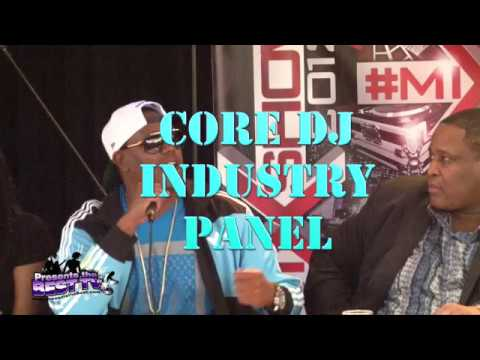 Core DJ Retreat industry Panel Dallas, TX