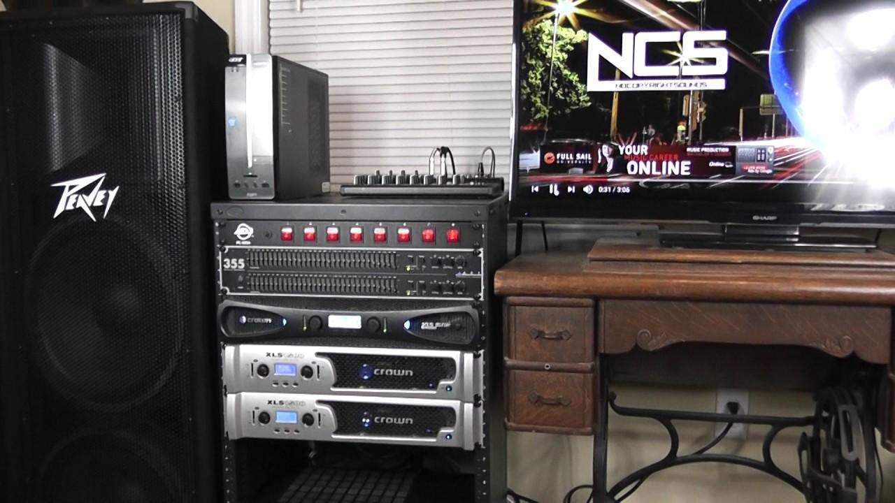 bass testing 4000 watt pro audio system youtube. Black Bedroom Furniture Sets. Home Design Ideas