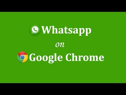 How To Use Whatsapp On Google Chrome Browser