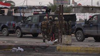 العراق: نقل الملف الأمني إلى الشرطة يأتي بناء على استقرار الأمن نسبيا