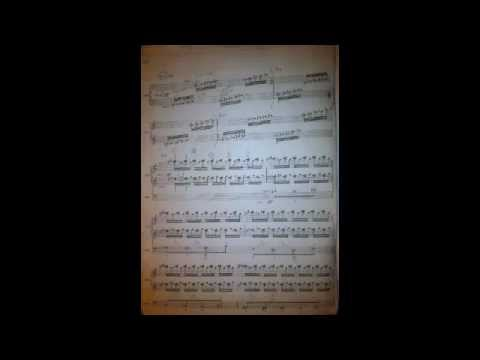 Livre du Saint Sacrement by Olivier Messiaen, Movement XVIII