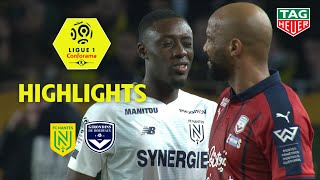FC Nantes - Girondins de Bordeaux ( 0-1 ) - Highlights - (FCN - GdB) / 2019-20