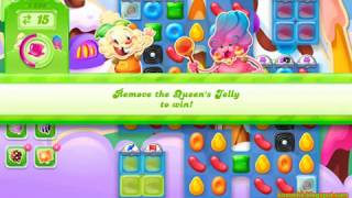 Candy Crush Jelly Saga Level 1298 (No boosters)