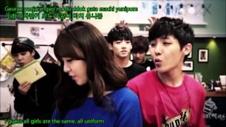 BTS (Bangtan Boys) - Beautiful Color Coded Lyrics [ENG/HAN/ROM] [RE-UP]