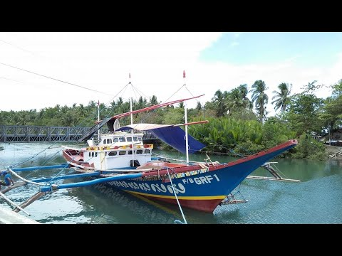 The Construction Of Fishing Boat FBCA GRF