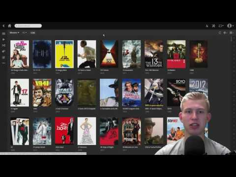 A Personal 'Netflix' for YOUR Movies, Music, Files (Plex Media Sever)