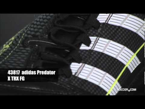 premium selection 99f68 89112 adidas Predator X TRX FG - YouTube