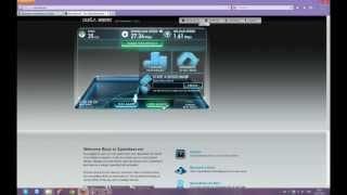 Test haute débit : 50 Mbits/sec Au maroc  - PAS DE FIBRE OPTIQUE