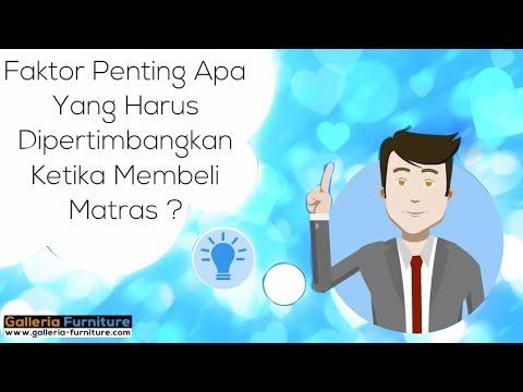 Tips Memilih Kasur Springbed - Pusat Furniture Bandung