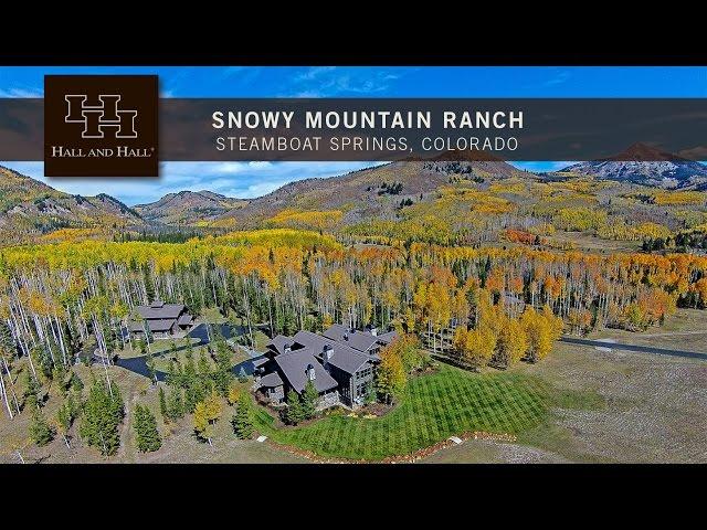 Snowy Mountain Ranch