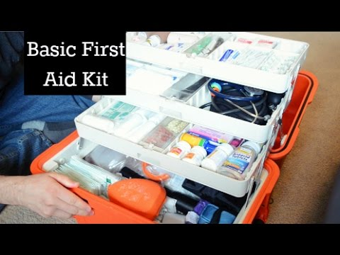 Basic First Aid Kit - Pelican 1460 EMS Case