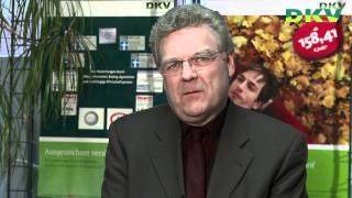 DKV Vermittler Manfred Schwind in Köln