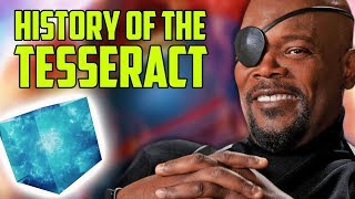 The History of the Tesseract in the MCU