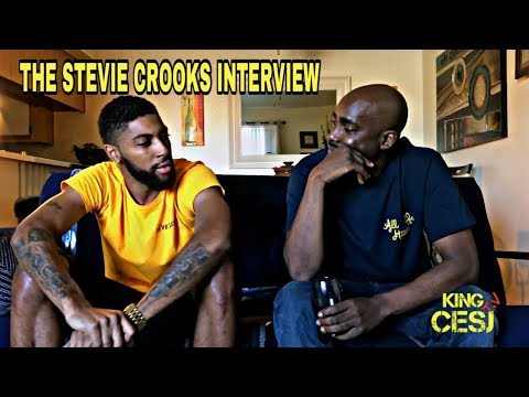 King CESJ TV: Redemption The Stevie Crooks Interview