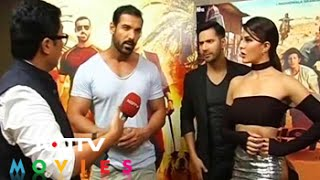 John Abraham 'not promoting smoking' on Dishoom poster