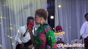 Adina - 'MY BABY' (Live Performance)
