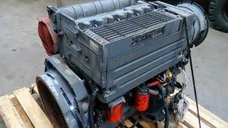 4 Cylinder Deutz 2011 Diesel Engine