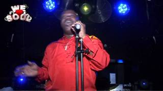 LEROY BURGESS Live at We Love Soul in December 2011