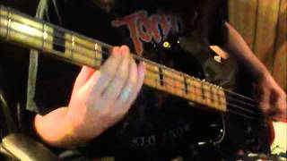 Beautiful Mourning - Machine Head Bass Cover