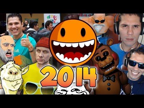 Vídeos Graciosos del 2014 #2 (Scary And Funny Moments) / Zybron / Los Mejores vídeos del 2014