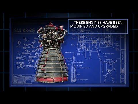 RS-25 Rocket Engine Explained