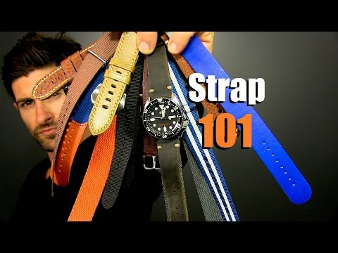 watch-strap-tutorial-|-how-to-accessorize-with-watch-straps-|-watch-band-101